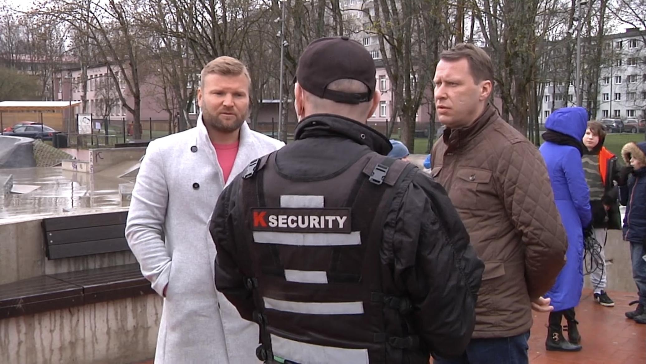 Mustamäe LOV ja K Security teevad koostööd